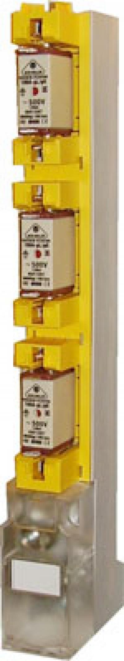 NH-SICHERUNGSLEISTE L00-3/100/F/HA