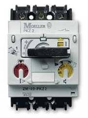 PKZ 2 Motor and System-Protective Circuit-Breakers