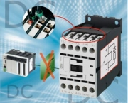 DIL M: AC and DC contactors – perfect twins